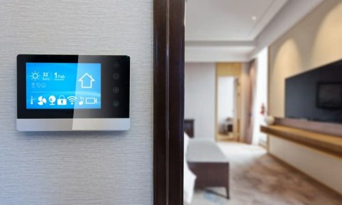 Digital-Home-Automation-System